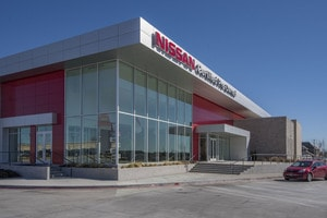 Fenton Nissan of Rockwall