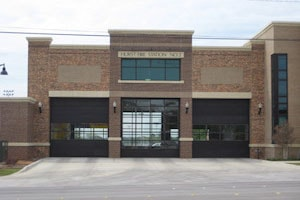 Hurst Fire Station